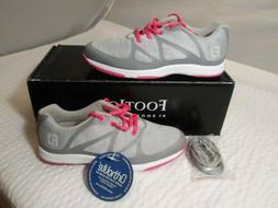 Footjoy Women's 92903 Leisure Golf Shoes 6.5 Med 'New' on Sa