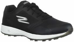 Skechers Women's Eagle Relaxed Fit Golf Shoe Black/White 9.5