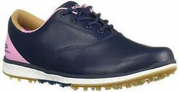 Skechers Women's Go Elite 2 Adjust Waterproof Golf Shoe, Nav