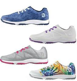 FootJoy Women's Leisure Golf Shoes Spikeless Ladies New - Ch