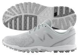 New Balance Women's Minimus SL Golf Shoes NBGW1007LG Light G