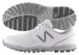 New Balance Women's Minimus SL Golf Shoes NBGW1007WT White 2