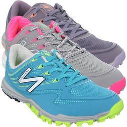 New Balance Women's Minimus Spikeless Mesh Golf Shoe, Brand