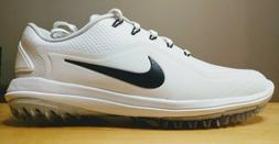 Women's Nike Lunar Control Vapor 2 Golf Shoes White Black Si