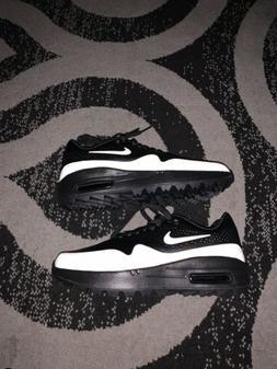 Nike Women's Size 7 Women Triple Black Air Max 1 G Golf Shoe