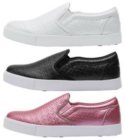 Puma Women's Tustin Slip-On Golf Shoes 192247 Ladies Spikele