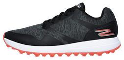 Skechers Womens GO Golf Max-Cut Ladies Golf Shoes 14879 BKHP