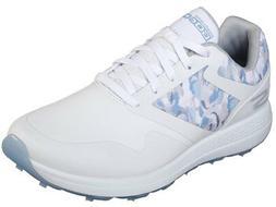 Skechers Womens Go Golf Max-Draw Golf Shoes 14875 WBL White/