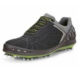 Ecco Womens Golf Shoes Cage Evo Black  -  size 39