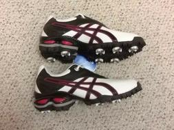 Womens's ASICS Gel-Linkmaster Golf Shoes - Size 6.5 - Multic