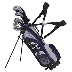 Callaway Girls XJ Hot Junior Set, Right Hand, 5-8 Years Old