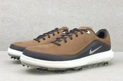 zoom precision golf shoes british tan brown